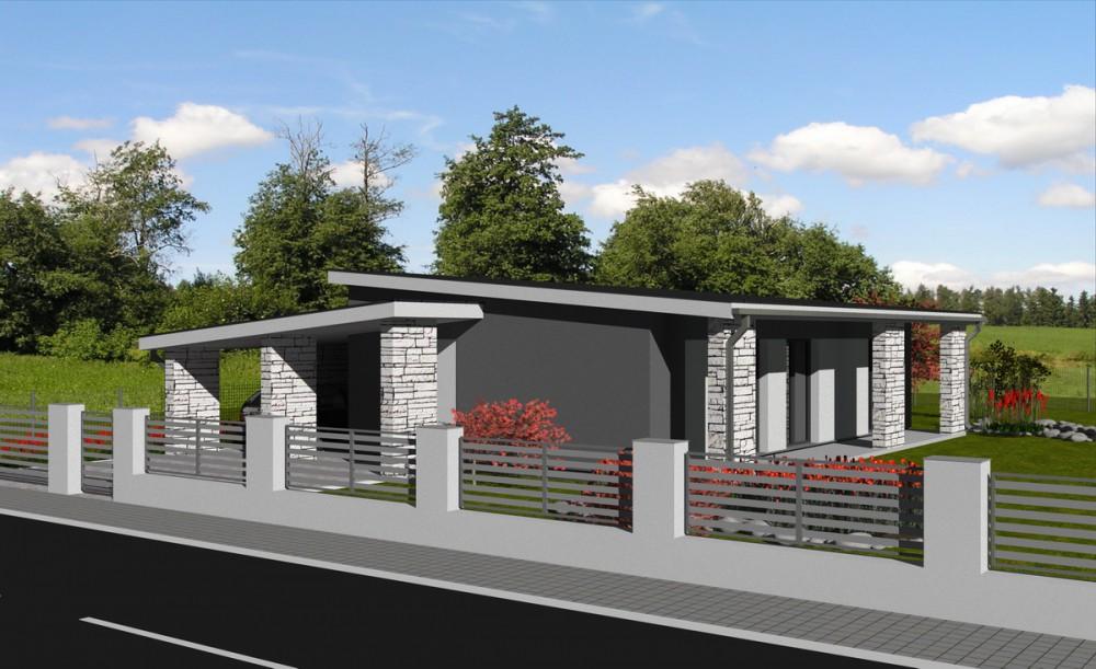 projekty rodinných domu